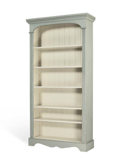 boekenkast landelijke stijl