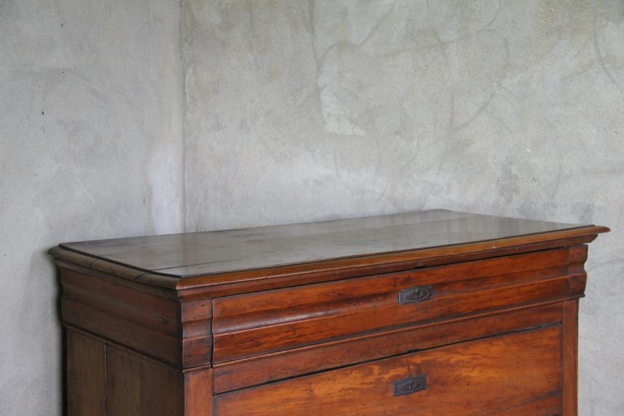 Ladekast Slaapkamer Hout : Massief houten italiaanse ladekast unieke meubelen collectie